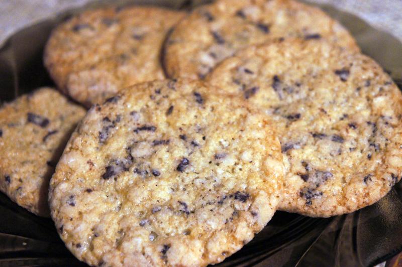 Печенье с шоколадной крошкой (по-американски)