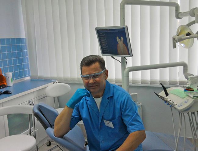 стоматолог Назаров