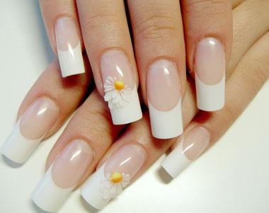 Секрет идеальных ногтей акриловая и