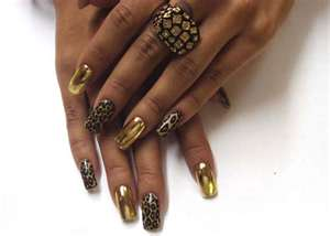 минкс-ногти