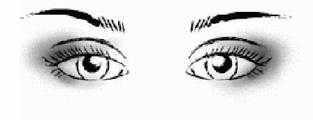макияж близкопосаженных глаз
