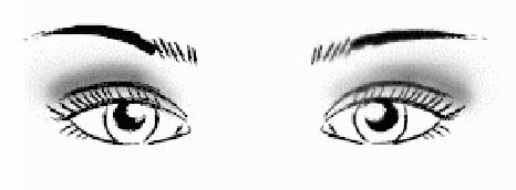 макияж глубокопосаженных глаз