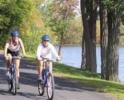 езда на велосипеде спасает от инфаркта и инсульта