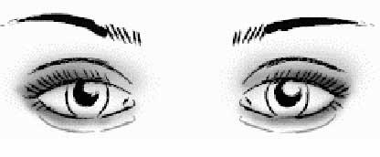 макияж выпуклых глаз