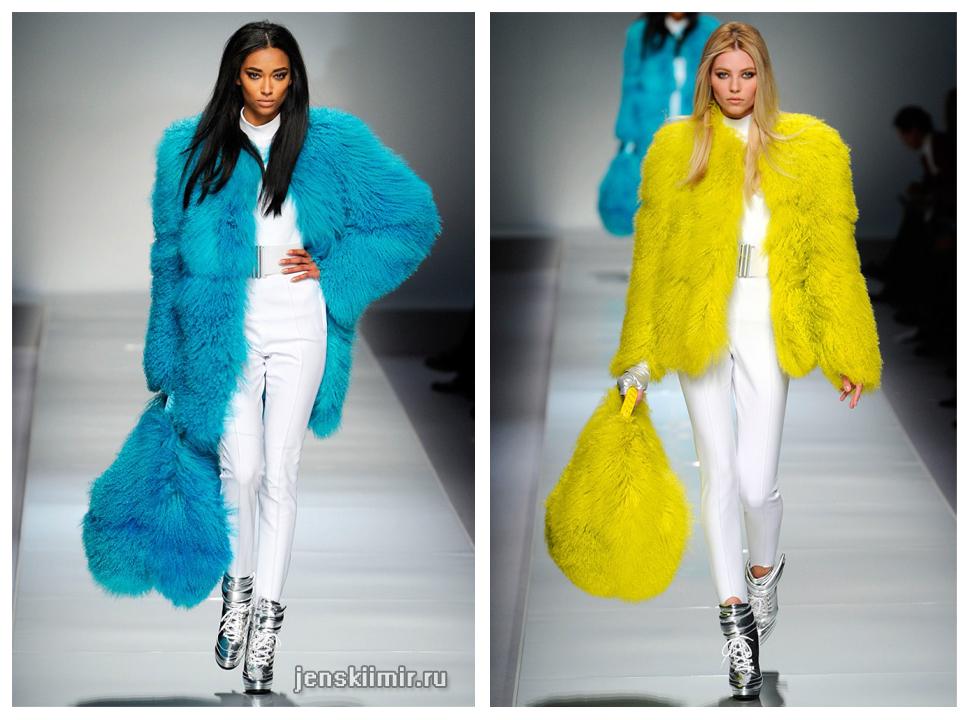 blumarine осень-зима 2012-2013