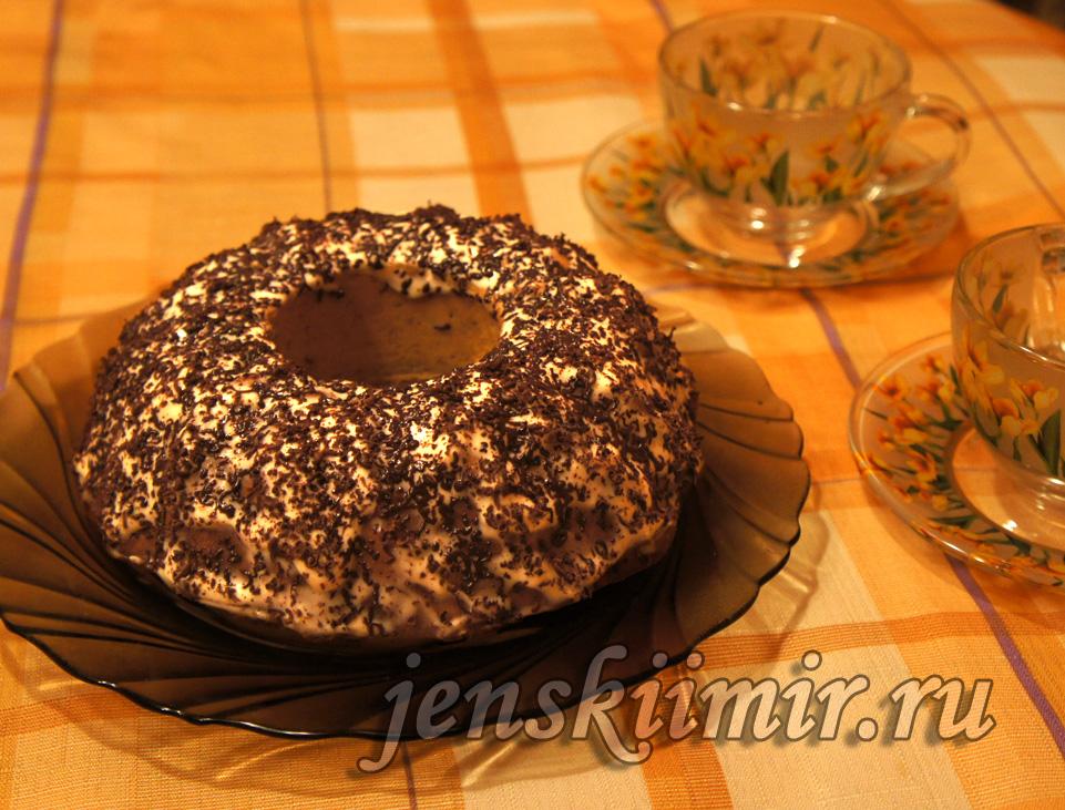 домашняя выпечка рецепты торт с фото