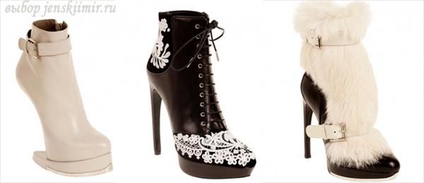 Обувь 2013 - Alexander-McQueen1