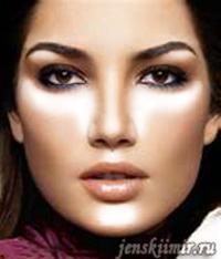как наносить хайлайтер-уроки макияжа
