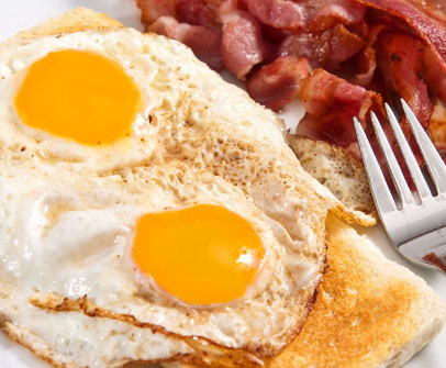 яйца снижают холестерин