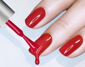 как наносить лак на ногти