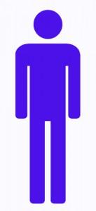 символ мужчины