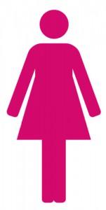 символ женщины