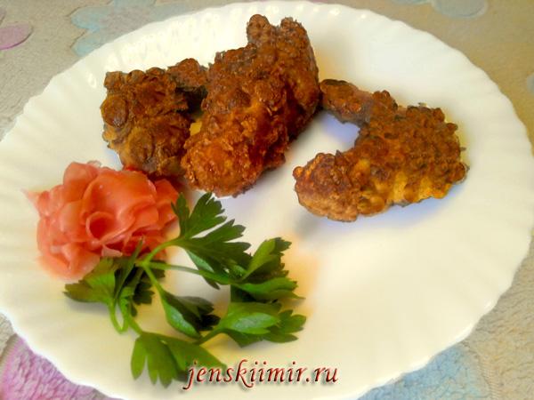 Какой вкусный салат можно приготовить из копченой курицы