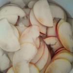 приготовление яблочных розочек