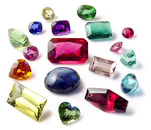 драгоценные камни по знаком за