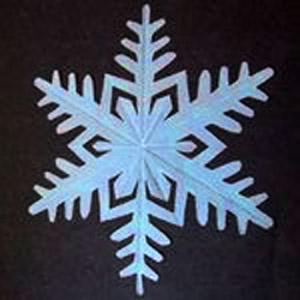 шаблон снежинки-1