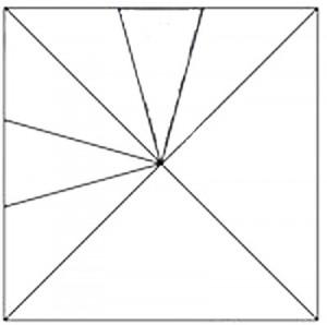 схемы и шаблоны для снежинок из бумаги