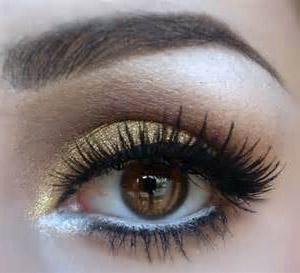макияж глаз в арабском стиле