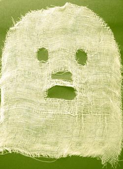 маска для лица из ткани