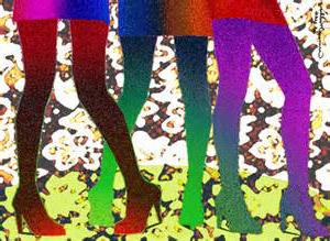 стройные ноги с помощью обуви